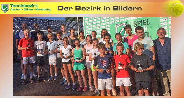 Bezirksmeisterschaft Jugend 2017