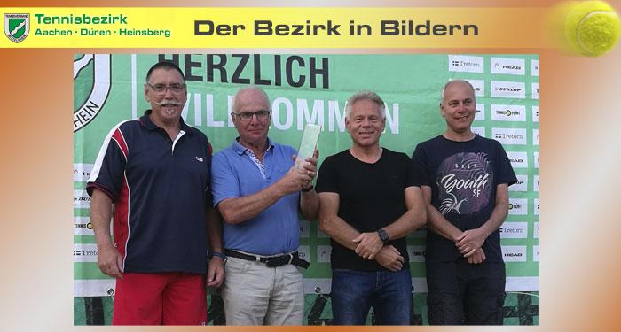 Bezirkspokal - Sieger H50 TC Vossenack