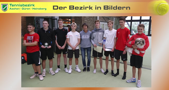 Bezirkspokal - Tennisbezirk ADH Pokalfinale 2017 Knaben