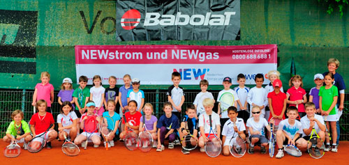 Babolat Cup 2012